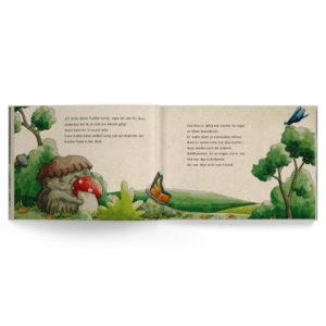 Kinderbuch – Putz und der alte Grummel – Leseprobe 3