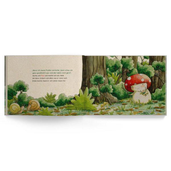 Kinderbuch – Putz und der alte Grummel – Leseprobe 2