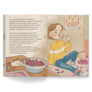 Kinderbuch – Die Geschiche vom Zahnmännchen – Leseprobe 2