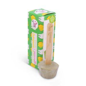 Feste Zahnpasta Salbei Zitrone von Lamazuna