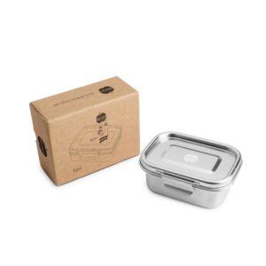 Nachhaltige Brotdose aus Edelstahl von Brotzeit