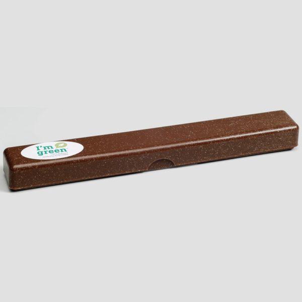 Zahnbürstenbox aus Flüssigholz von Saling