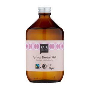 Natürliches Duschgel Shower Gel Apricot von Fair Squared