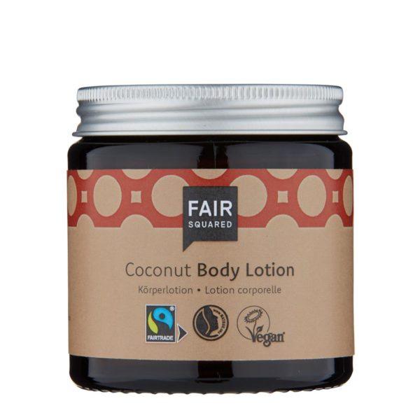 Body Lotion Coconut von Fair Squared