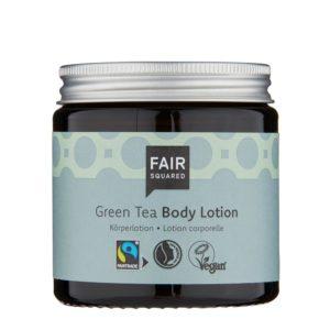 Body Lotion Green Tea von Fair Squared