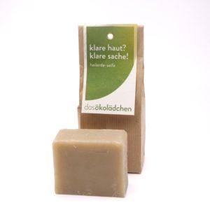 Heilerde-Seife von das ökolädchen