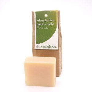 Koffein-Seife von das ökolädchen