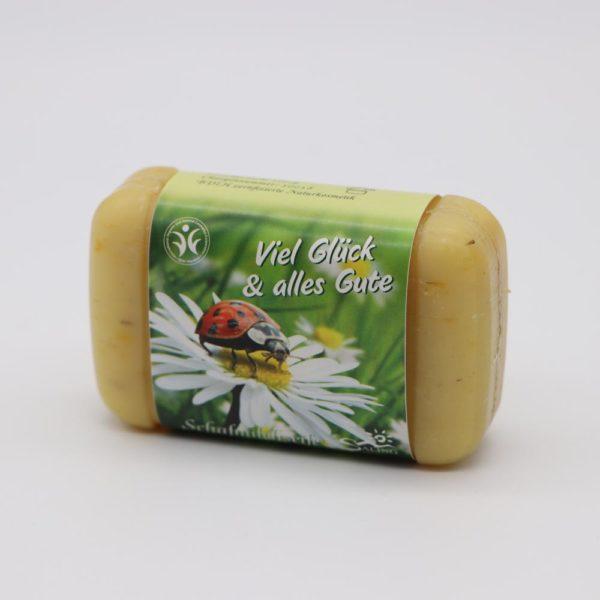 Schafmilchseife mit Ringelblume von Saling