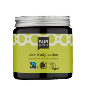 Nachhaltige Body Lotion Time von Fair Squared