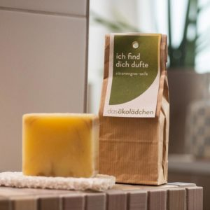 Zitronengras-Seife von das ökolädchen