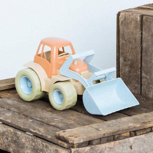 Traktor aus Bio-Kunststoff von Dantoy