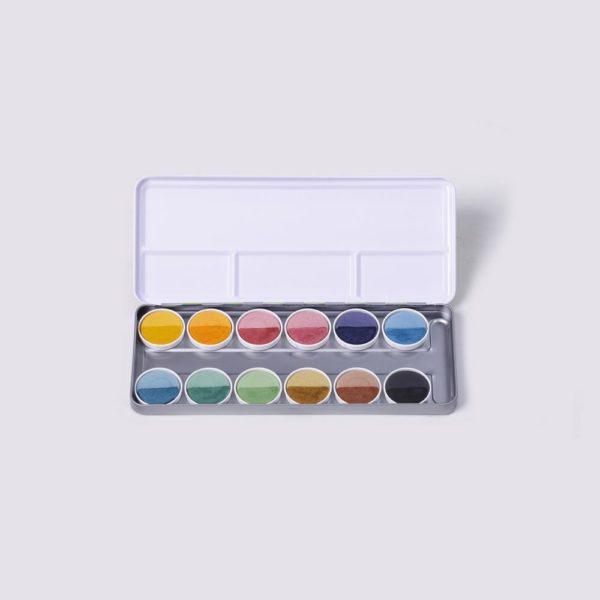 Nachhaltiger Farbkasten von Ökonorm