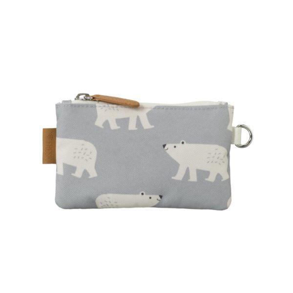 Geldbörse klein Polar bear von Fresk