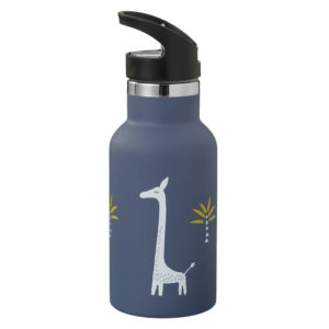 Thermosflasche Nordic giraf mit Sport Cap von Fresk