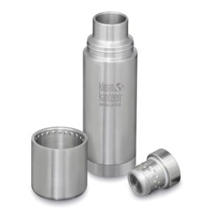 Thermosflasche Kanteen TKPro vakuumisoliert brushed 500 ml von Klean Kanteen