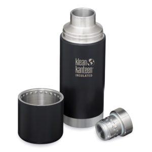 Kanteen TKPro vakuumisoliert black 750 ml von Klean Kanteen