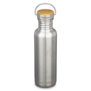 Edelstahl-Trinkflasche Kanteen Reflect brushed 800 ml von Klean Kanteen