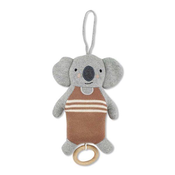Strickspieluhr Koala sugar von Ava & Yves