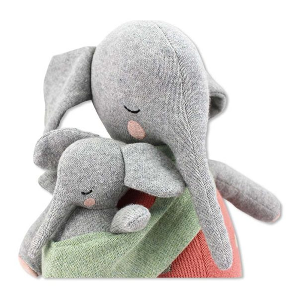 Elefantenmutter Marlene mit Baby von Ava & Yves