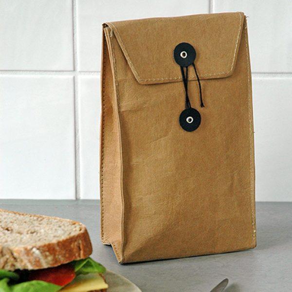 Nachhaltiger Brotbeutel aus Papier von Zuperzozial
