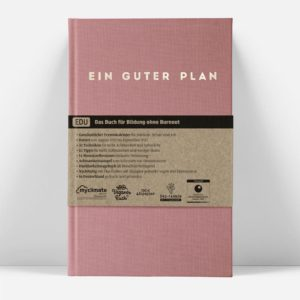 Ein guter Plan Edu altrosa von Ein guter Verlag