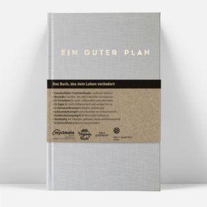 Ein guter Plan Zeitlos grau von Ein guter Verlag