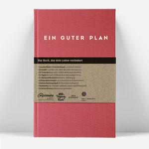 Ein guter Plan Zeitlos himbeer von Ein guter Verlag