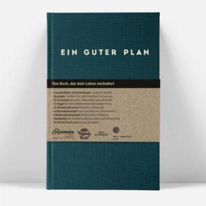 Ein guter Plan Zeitlos petrol von Ein guter Verlag