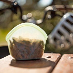 Gefrierbeutel juniper clear von Food Huggers