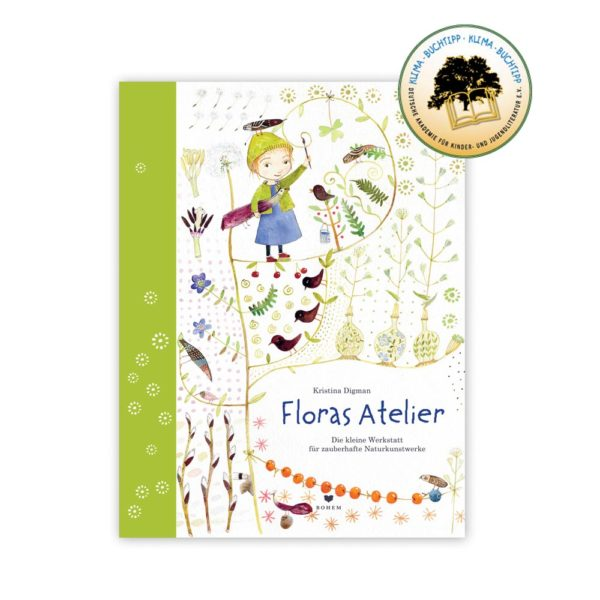 Naturbastelbuch Floras Atelier von Bohem