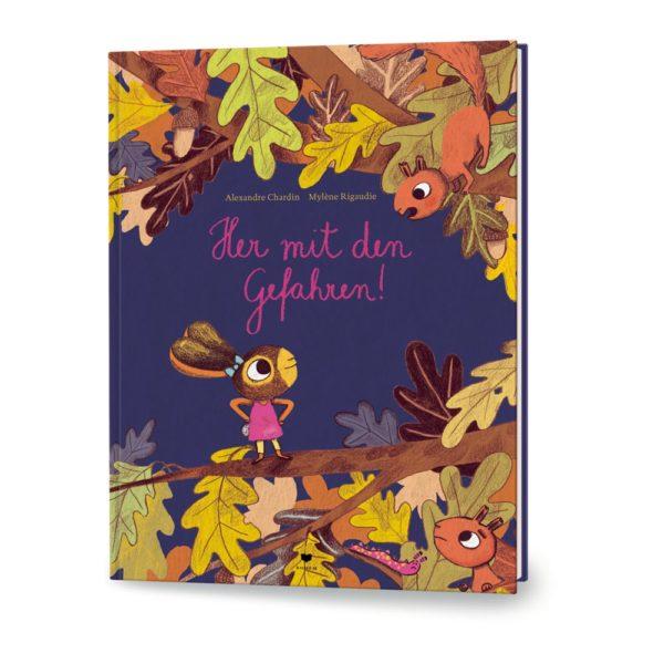 Kinderbuch – Her mit den Gefahren! 1