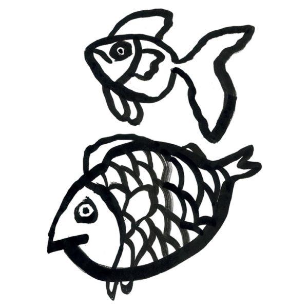 Malbuch Unterwasser von Bohem