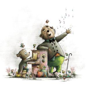 Kinderbuch – Heiße Milch mit Honig 2