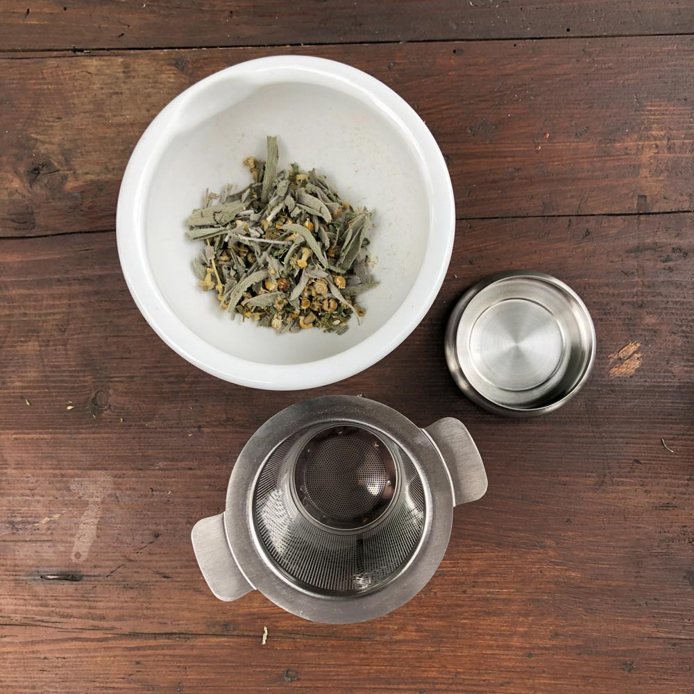 Tee selbst mischen