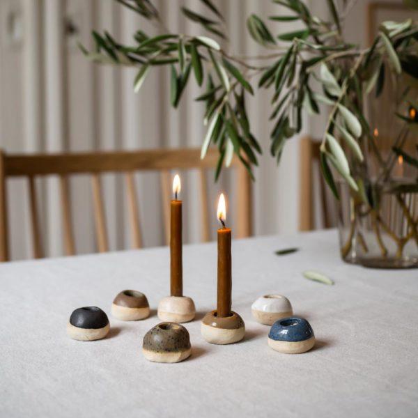 Kerzenkiesel von Nines